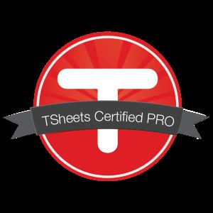 TSheets CertifiedProBadge